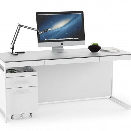 centro office bdi desk 6401 mobile file pedestal 6407