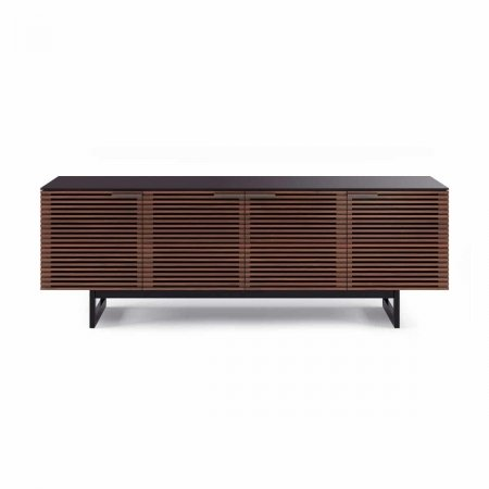 corridor 8179 BDI media console chocolate