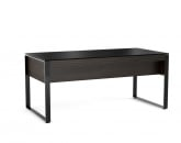 Charcoal Stained Ash Corridor office desk