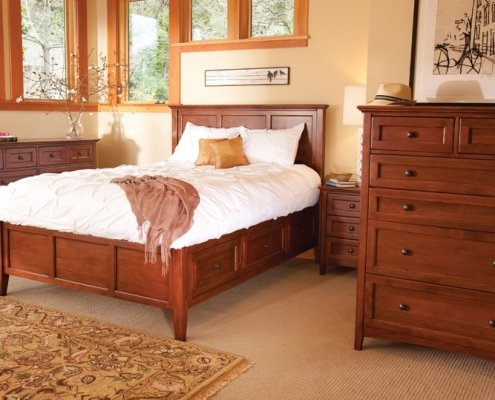 Mackensie Bedroom Set by Whittier Wood