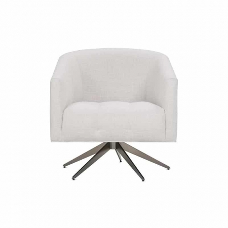 Pate Swivel Chair By Rowe Furniture