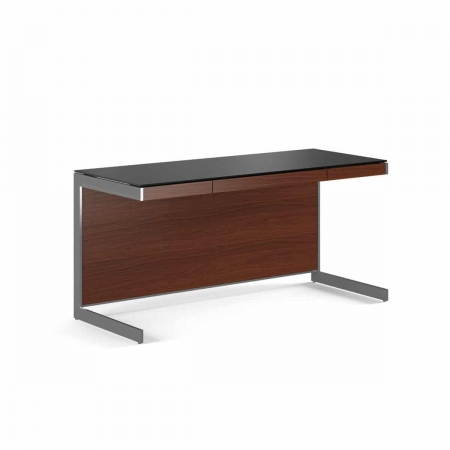 sequel 6001 BDI desk chocolate