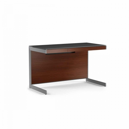 sequel 6003 BDI compact desk chocolate