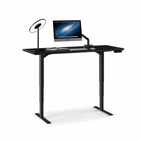 sequel 6051 BDI lift desk espresso