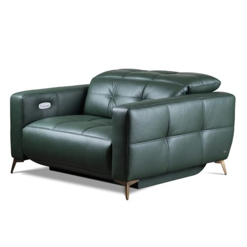 Verona Recliner, Style In Motion by American Leather
