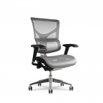 X Chair White